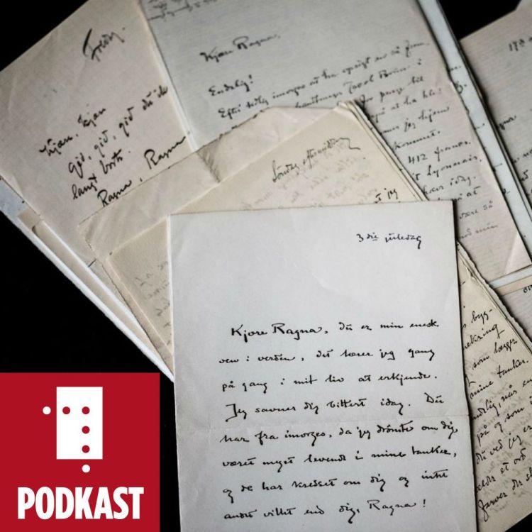 cover art for Levende brev. Kjærlighet fra arkivet. Del 2