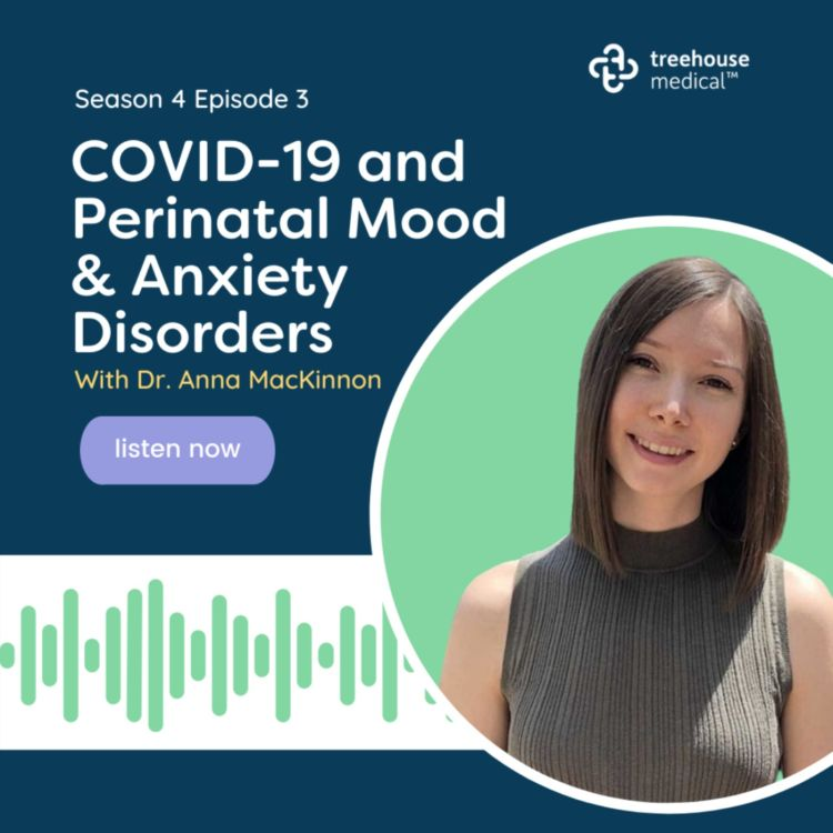 cover art for COVID-19 and Perinatal Mood & Anxiety Disorders (PMADs)