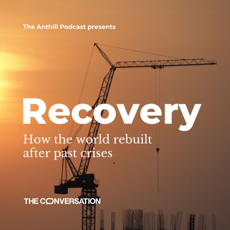 cover art for Recovery part one – Black Death
