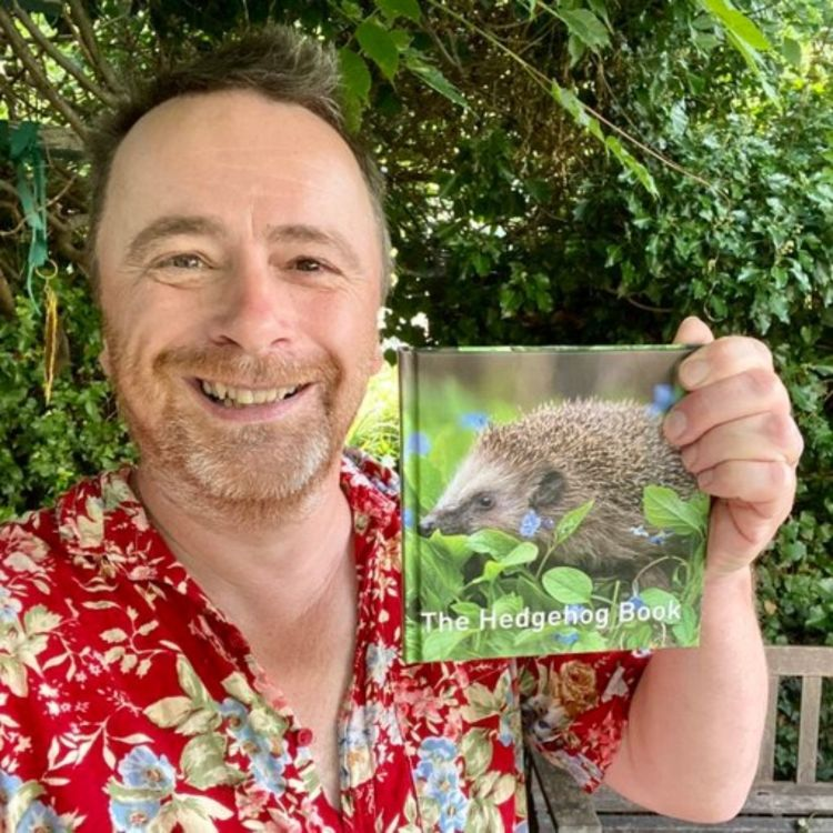 cover art for Helping Hedgehogs with @hedgehoghugh