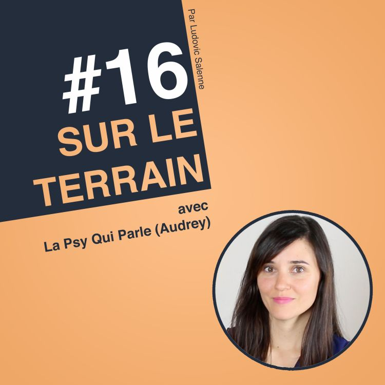 cover art for #16 La Psy Qui Parle : Le Jour où J'ai Fait un (SACRÉ) Burn-Out !