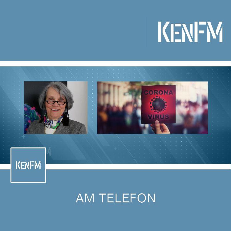 cover art for Am Telefon zur Corona-Virologie: Karin Mölling