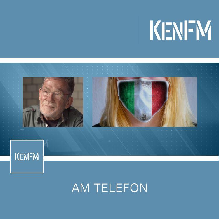 cover art for Am Telefon zur Corona-Krise in Italien: Fulvio Grimaldi