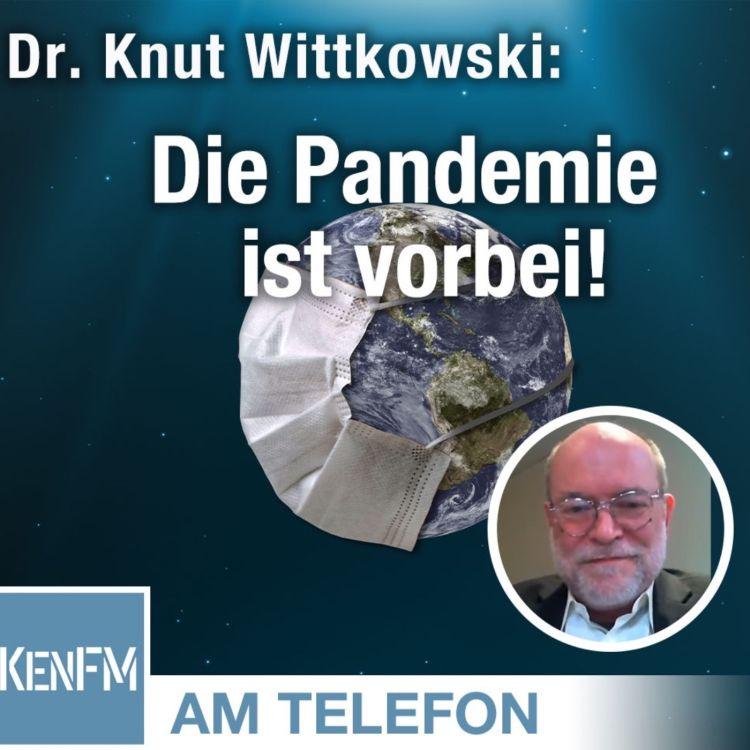 cover art for Am Telefon zur Corona-Pandemie: Dr. Knut Wittkowski