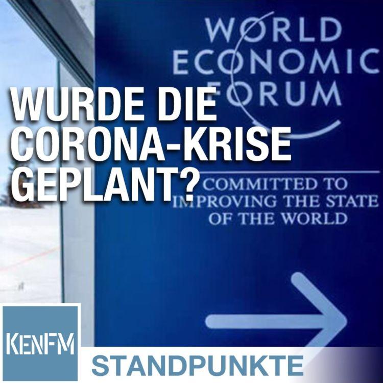 cover art for Wurde die Corona-Krise geplant?   Von Paul Schreyer