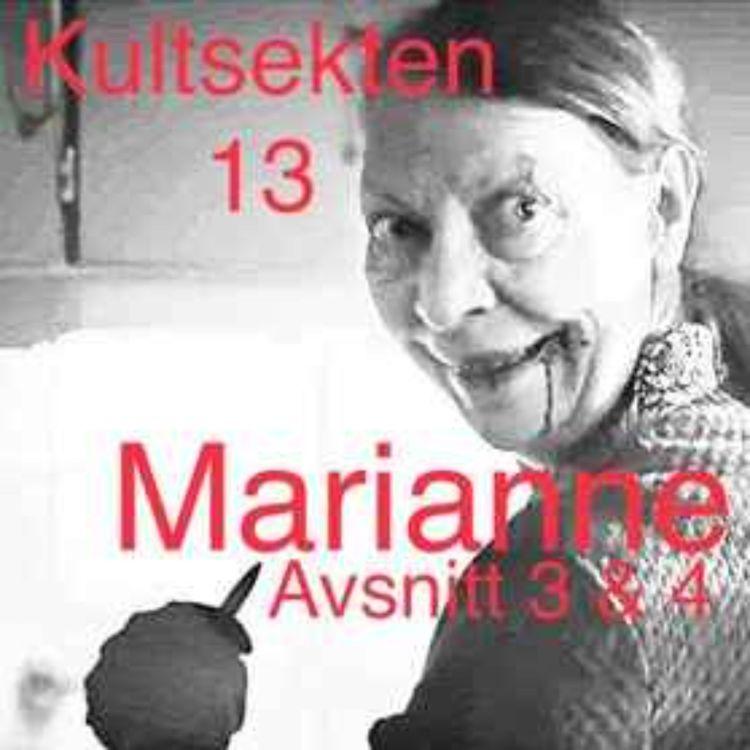 cover art for Marianne, avsnitt 3-4