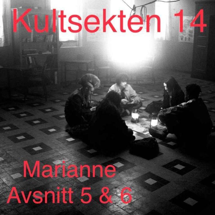 cover art for Marianne, avsnitt 5-6