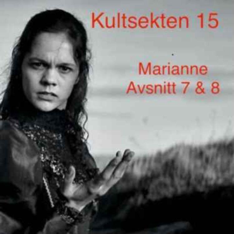 cover art for Marianne, avsnitt 7-8