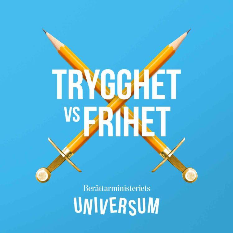 cover art for Trygghet vs. Frihet