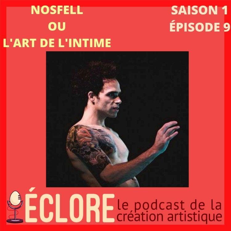 cover art for Nosfell ou l'art de l'intime