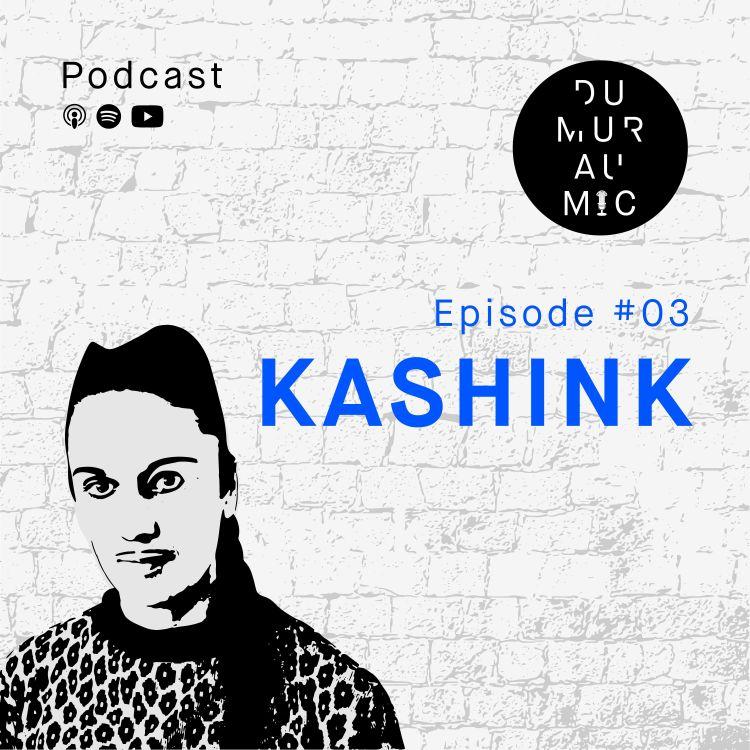 cover art for #3 Kashink - Fun activiste & Féministe