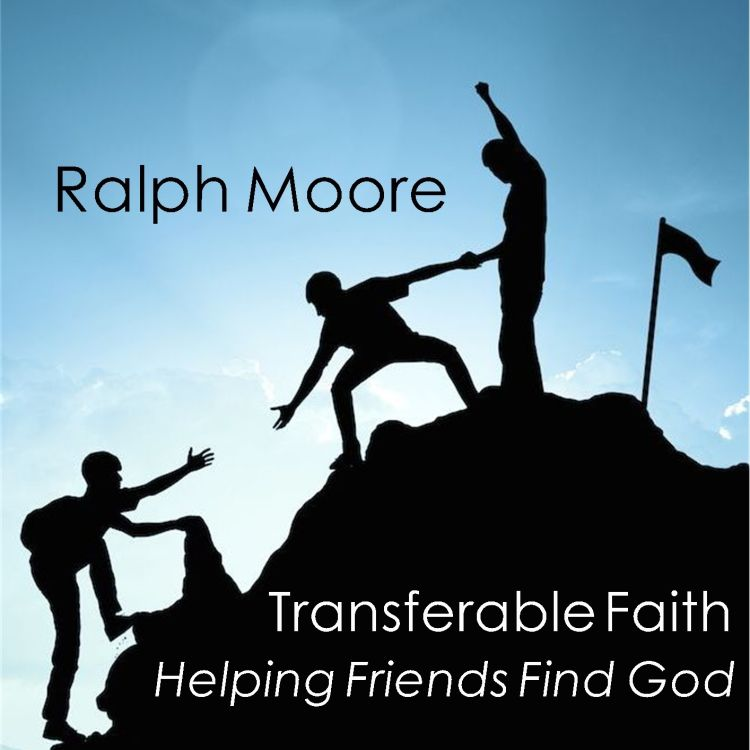 cover art for Helping Someone Step into Faith (Episode 1 of 2)