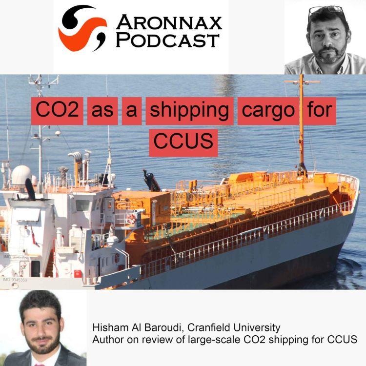 cover art for Shipping the CO2 molecule as cargo