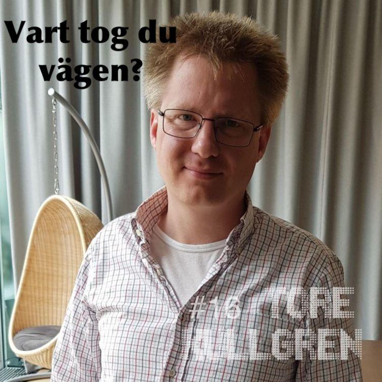 cover art for #16 Tore Kullgren (FCZ)