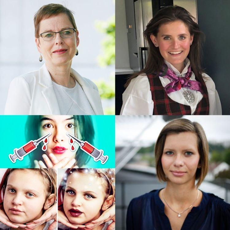 cover art for Ung og midt i målsiktet: Reklame og kroppspress mot barn og ungdom