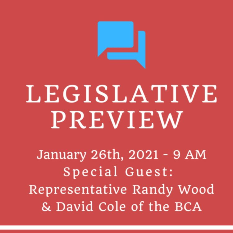 cover art for 2021 Legislative Preview