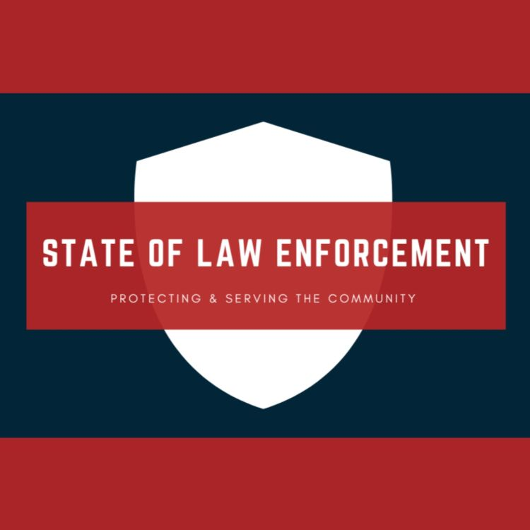 cover art for 2021 State of Law Enforcement