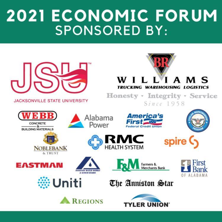 cover art for 2021 Economic Forum