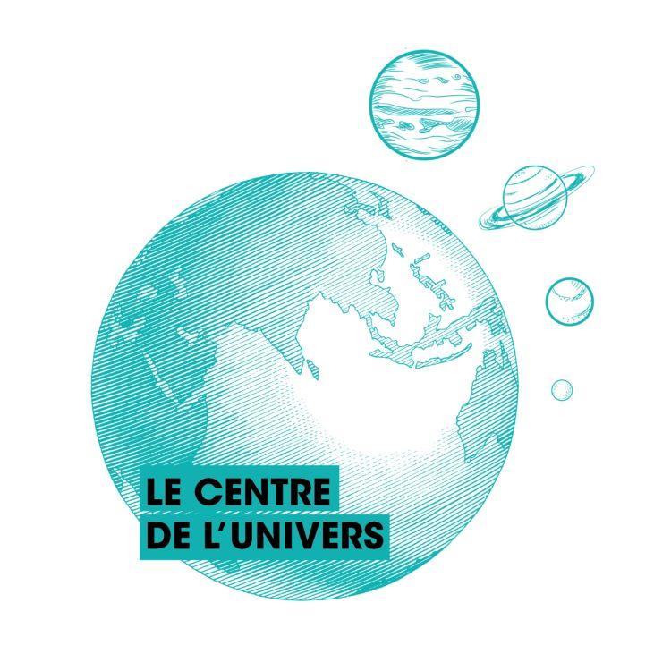 cover art for [RÉFUTATIONS] Le centre de l'Univers
