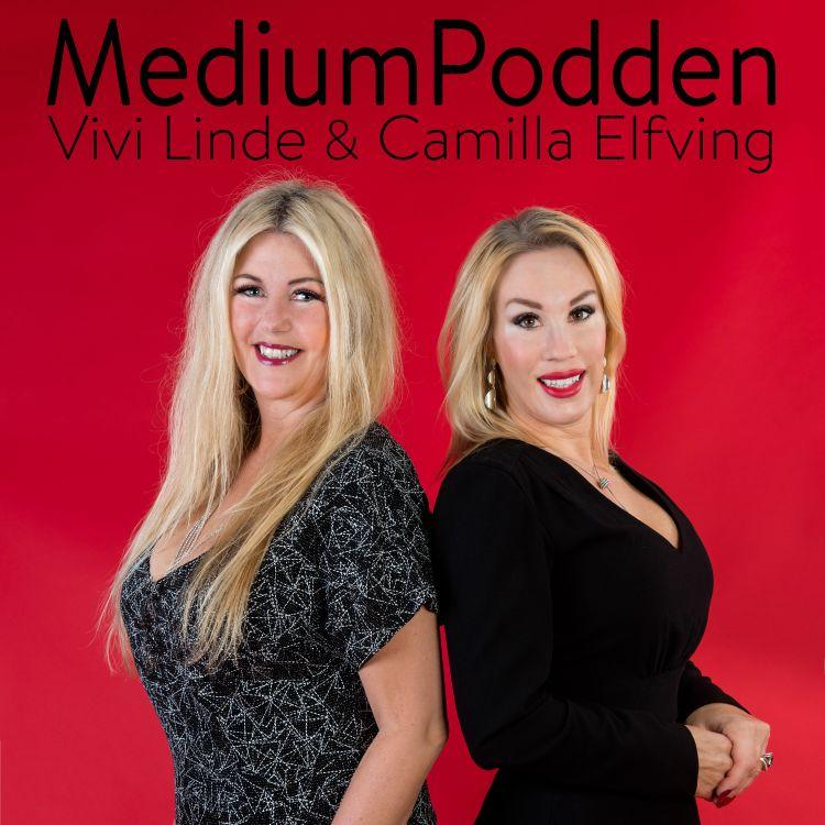 cover art for MediumPoddens spännande nyhet samt parallella verkligheter, kvantfysik, forskning, Ayahuasca mm – Gäst Niklas Lindgren