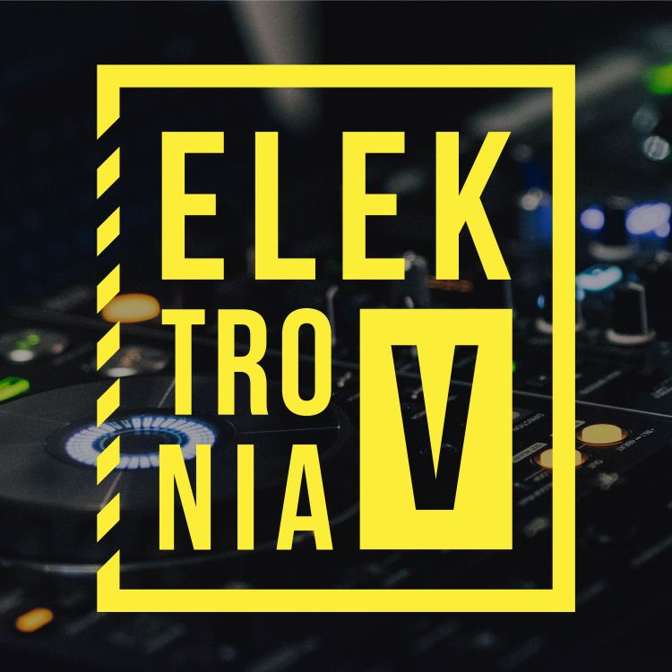 cover art for Elektrovnia vol. 15 Rave Night Mixed by DJ Jackie | 24.01.2020