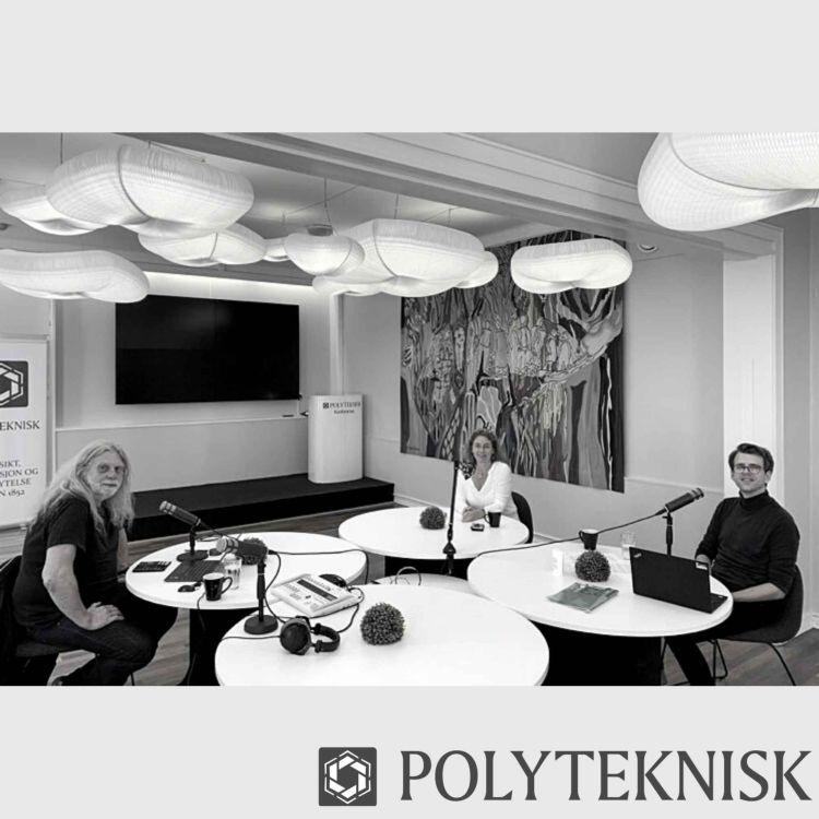 cover art for #PolyPod: Koronapandemien: Hva er de samfunnsmessige konsekvensene?