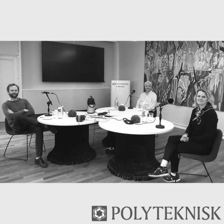 cover art for #PolyPod: Økonomiske konsekvenser av COVID-19 pandemien