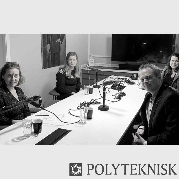 cover art for #PolyPod: Hva skjer med det sikkerhetspolitiske samarbeidet i Norden?