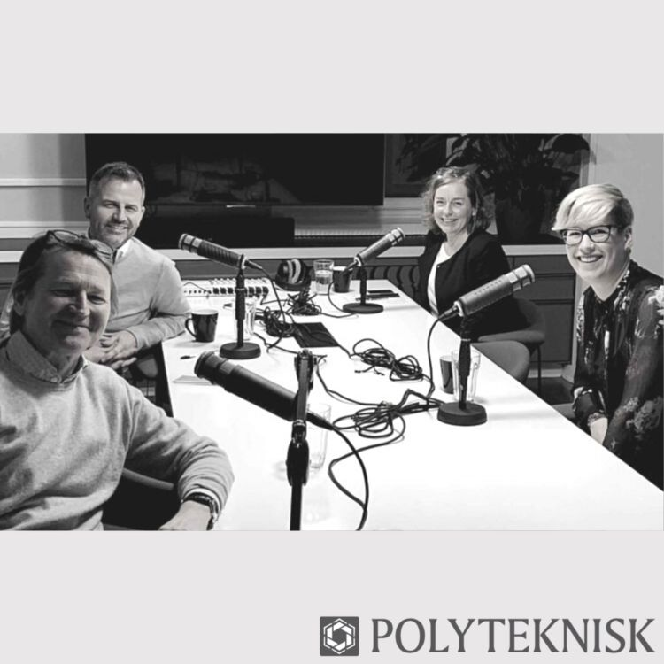cover art for #PolyPod: Sirkulærbyen