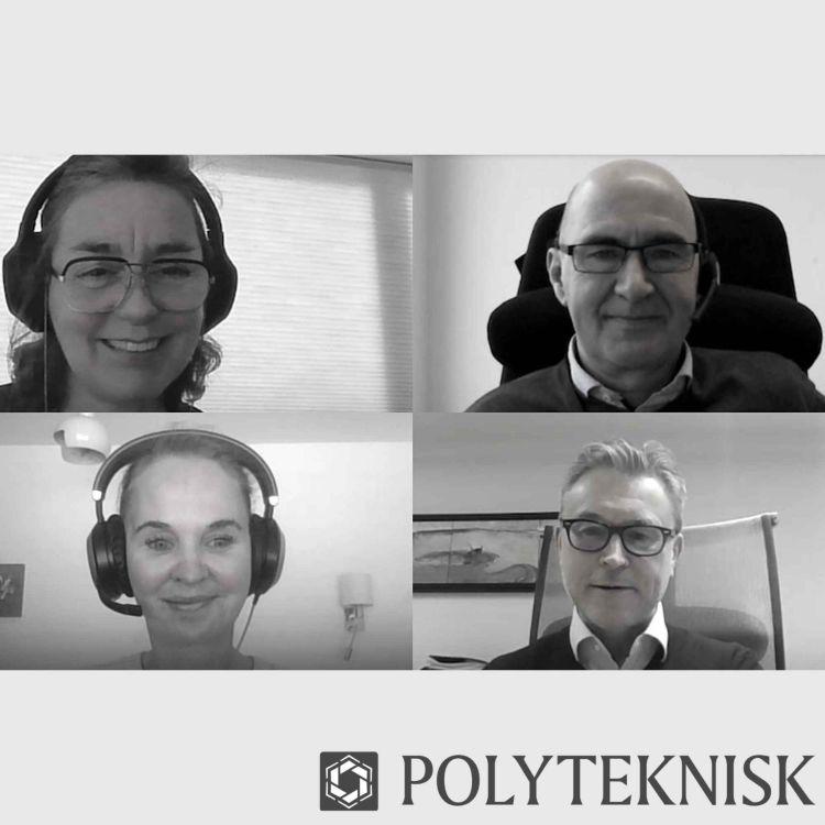 cover art for #PolyPod: Topplederen treffer topp-politikeren: Fisk på topp