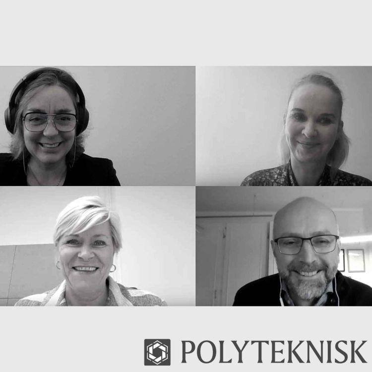 cover art for #PolyPod: Topplederen treffer topp-politikeren: Verdiskaping på topp