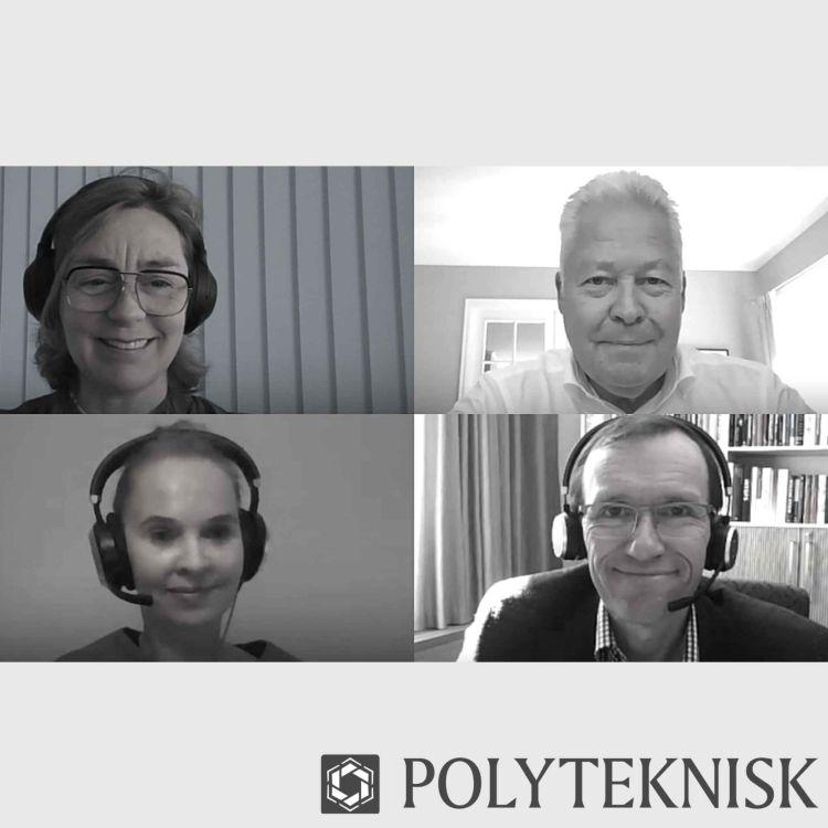 cover art for #PolyPod: Topplederen treffer topp-politikeren: Langsiktighet på topp