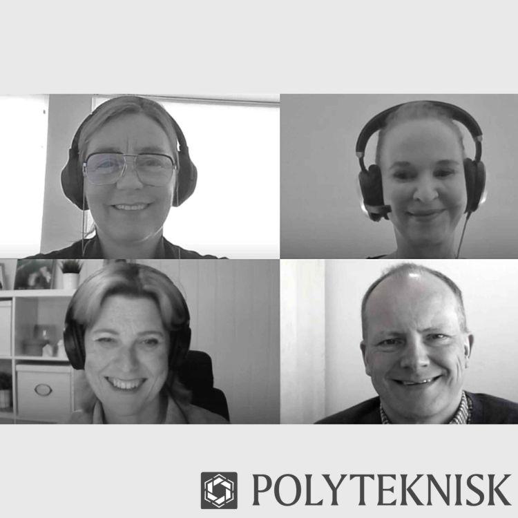 cover art for #PolyPod: Topplederen treffer topp-politikeren: System på topp