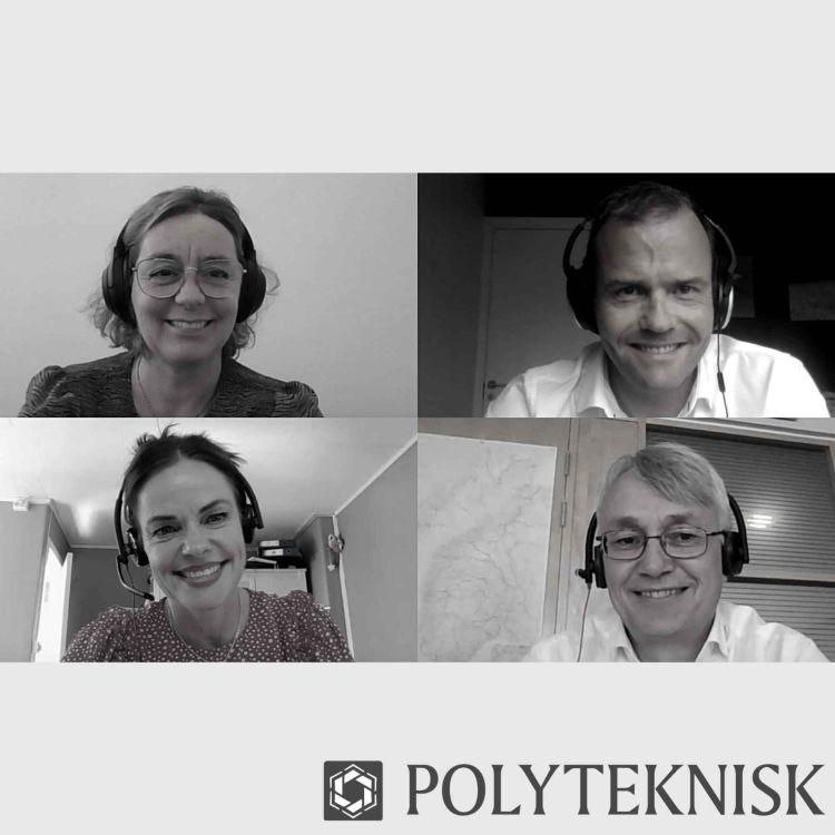 cover art for #PolyPod: Intraprenørskap: Hvordan få til europeisk samarbeid?