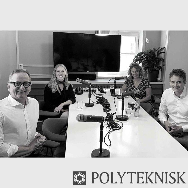 cover art for #PolyPod: Hva skjer med den nye energinasjonen Norge?