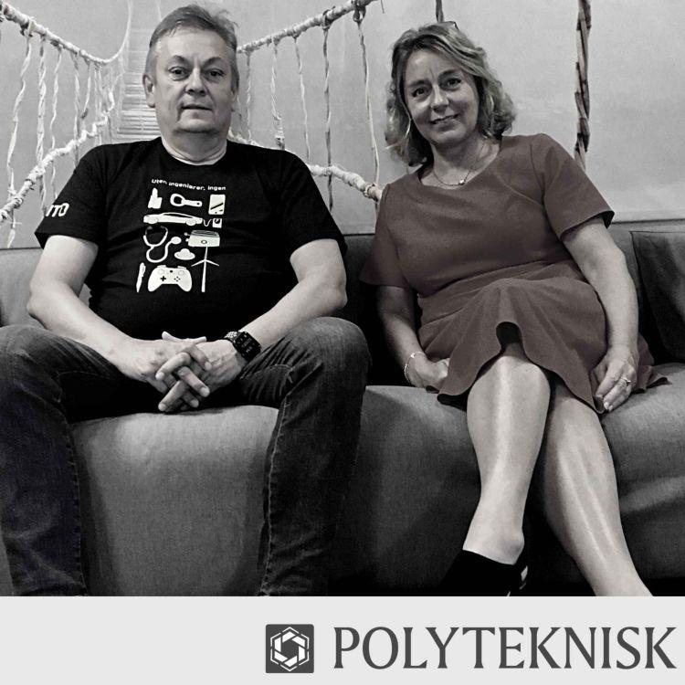 cover art for Snakk om ingeniøren som løser problemene! PolyPolitikk fra Arendalsuka