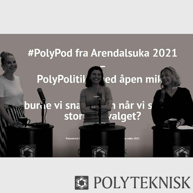 cover art for Snakk om og snakk opp Arendalsuka!