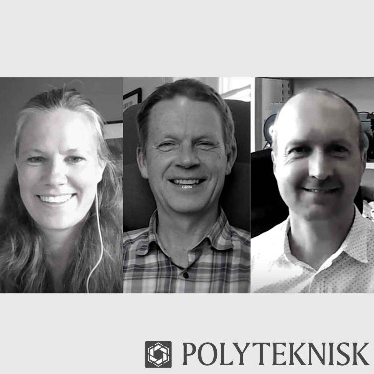 cover art for #PolyPod: Forskningsfronten for teknisk utvikling av vannkraften