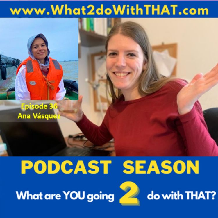 cover art for Episode 36 - The mystery of the stable isotopes and river geochemistry (with Ana Cristina Vasquez)