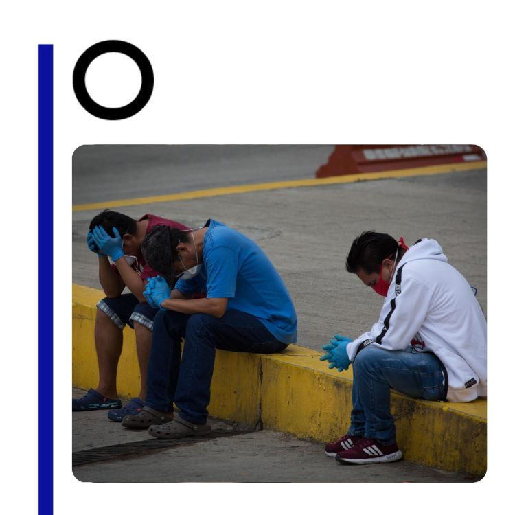 """cover art for """"Vienen a morir"""": el colapso de Guayaquil"""