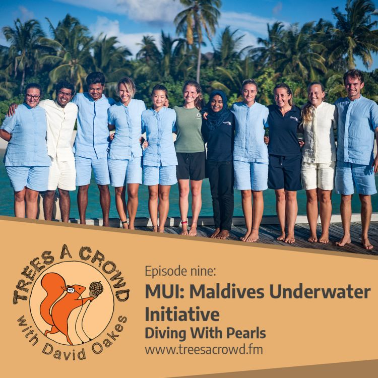 cover art for Maldives Underwater Initiative: Diving with Pearls