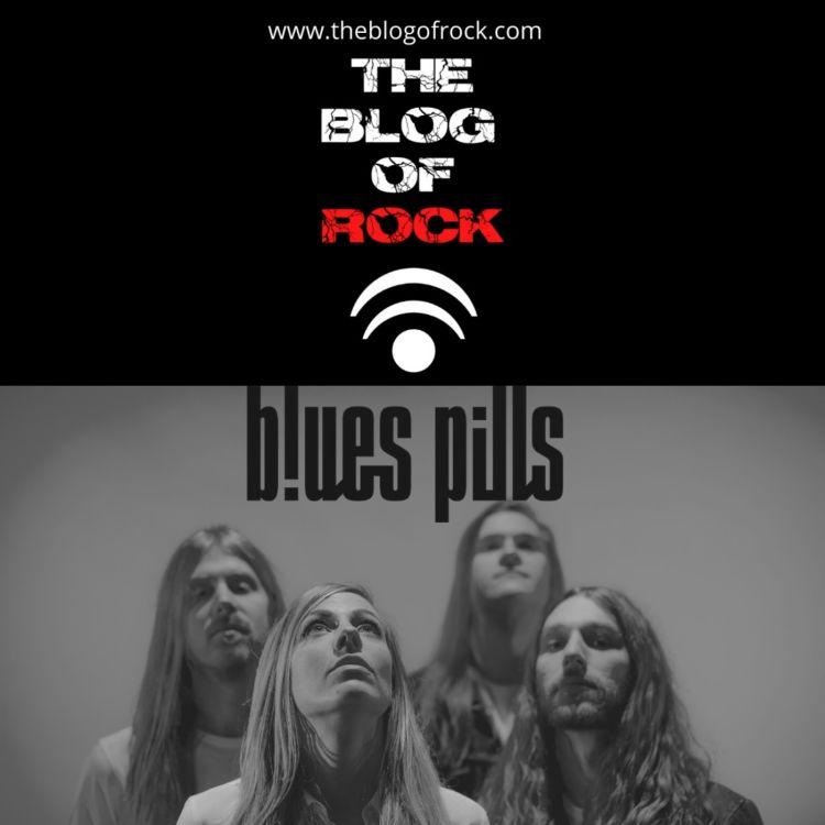 cover art for BLUES PILLS