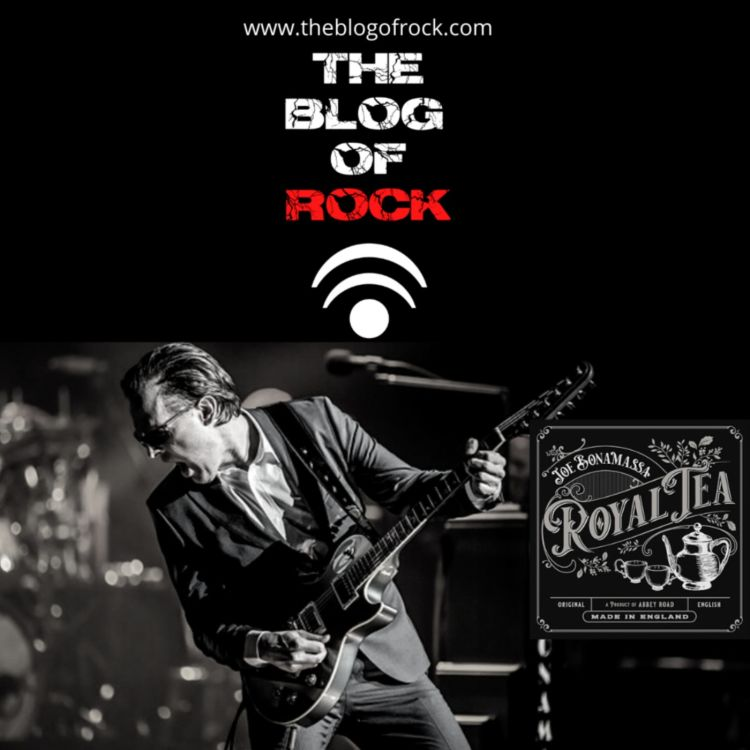 cover art for JOE BONAMASSA (Part 1) (full english version)