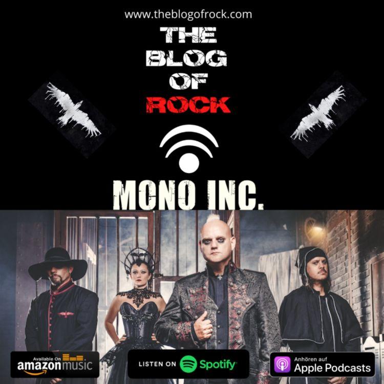 cover art for MONO INC.