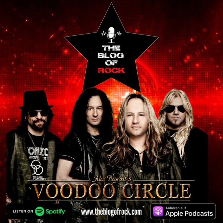 cover art for VOODOO CIRCLE