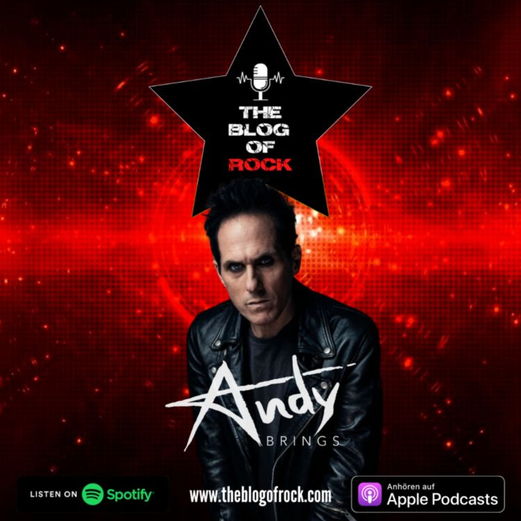 cover art for ANDY BRINGS