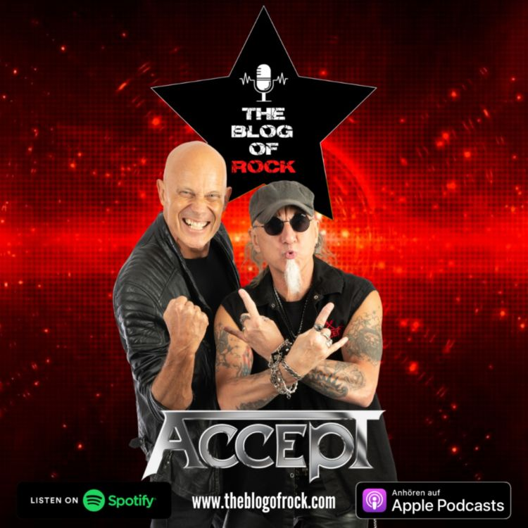 cover art for ACCEPT