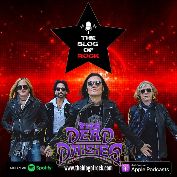 cover art for DOUG ALDRICH (THE DEAD DAISIES) (full english version)