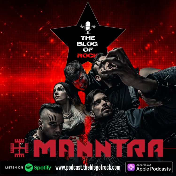 cover art for MANNTRA
