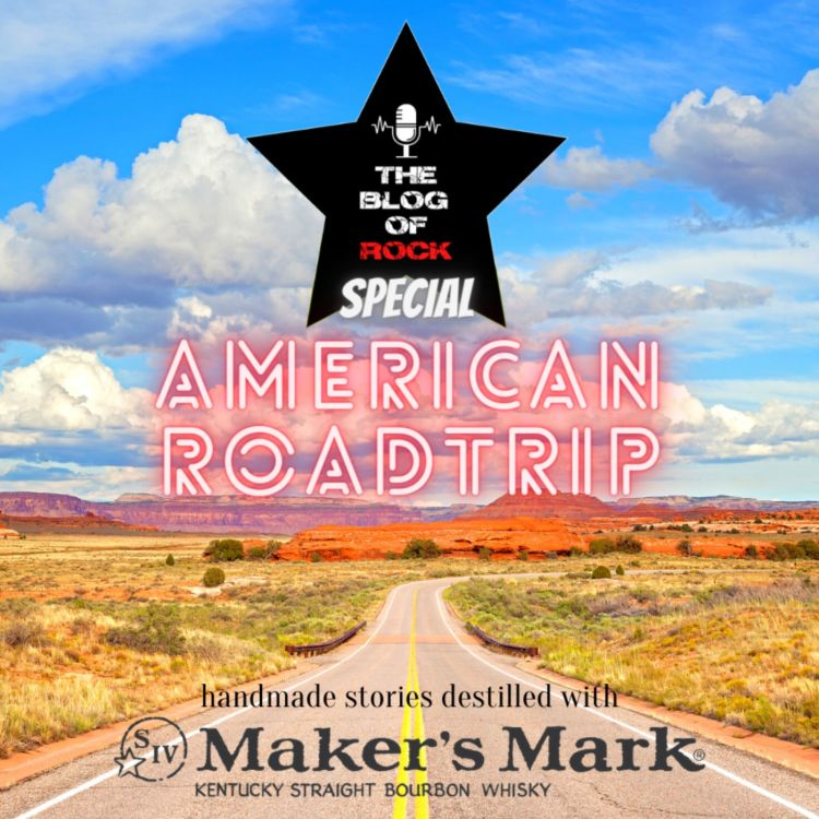 cover art for Special: AMERICAN ROADTRIP (Trailer)